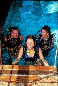 Pool Trio