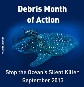 Project AWARE Debris Month of Action